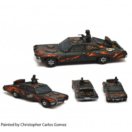 Skinners Car: The Ghost