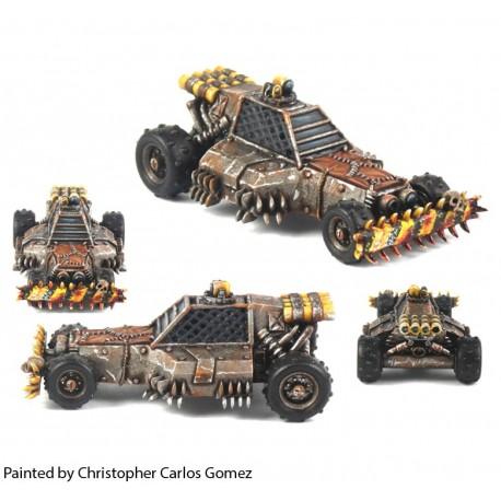 Skinner Car: Carcuss