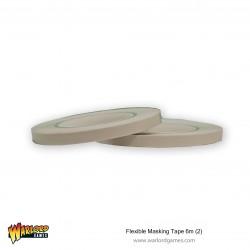 Flexible Masking Tape 6mm (2 Pack)
