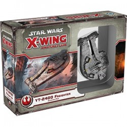 X-Wing Miniatures - YT-2400 Freighter Expansion Pack
