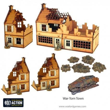 War Torn Town