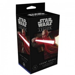 Count Dooku Commander Expansion