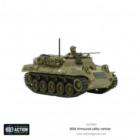 M39 armoured utility vehicle
