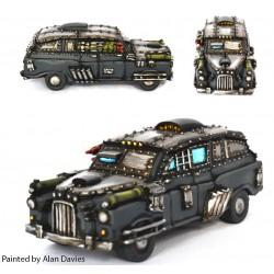 BritAttack Car: CabCroozer