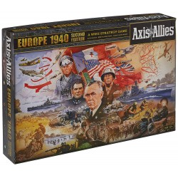 Axis and Allies Europe 1940