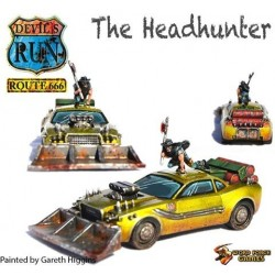 The Hunters: The Headhunter