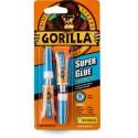 Gorilla Super Glue 3g x 2 Tube