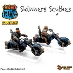 Skinner Bikes: Scythes