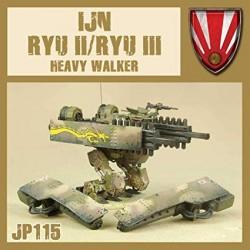 IJN Ryu II / Ryu III Heavy Walker