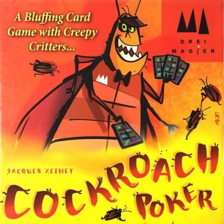 Cockroach Poker