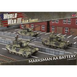 Marksman Self-Propelled AA Battery