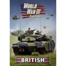 World War 3 British