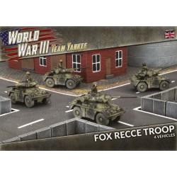 Fox Recce Troop