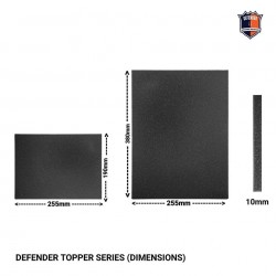 Topper Defender Foam