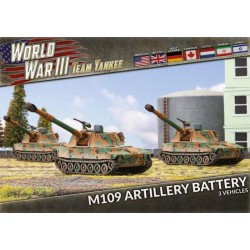 M109 Field Artillery Battery (Plastic)