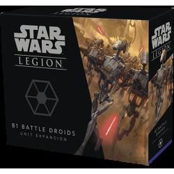 B1 Battle Droids Unit