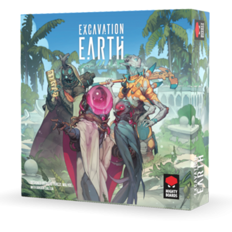Excavation Earth - Kickstarter Bundle