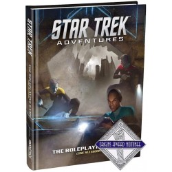 Star Trek Adventures Core Rulebook Role Playing Game