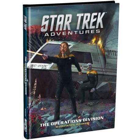 Star Trek Adventures - Operations Division