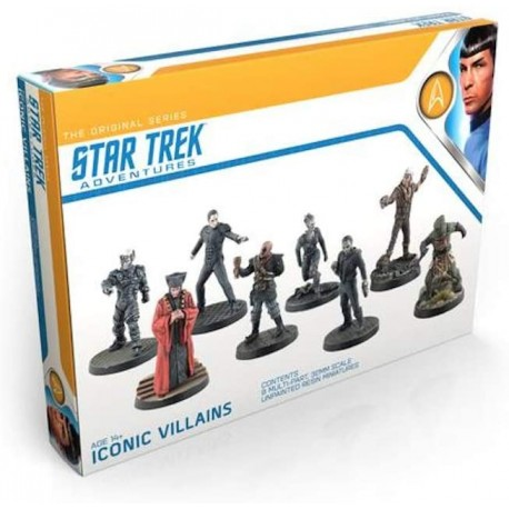 Star Trek Adventures: Iconic Villains