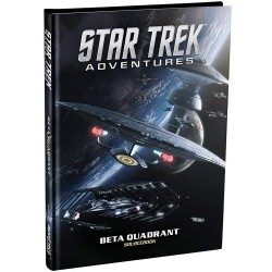 Star Trek Adventures - Beta Quadrant Sourcebook