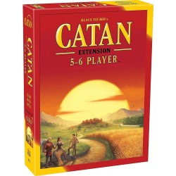 Catan 5th Edition 5 - 6 Player Extension