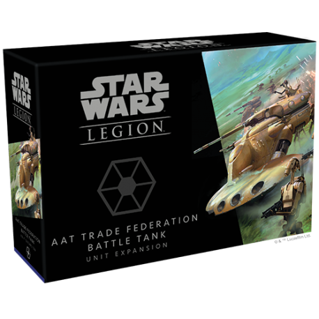 AAT Trade Federation Battle Tank