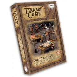 Terrain Crate: Guard Barracks