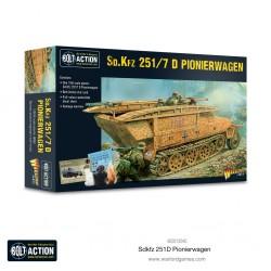 Sd.Kfz 251/7D Pionierwagen