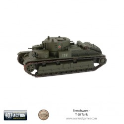 Trenchworx T-28 Tank