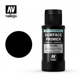 Surface Primer Gloss Black 60 ml