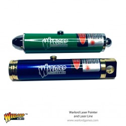 Warlord Laser Pointer & Laser Line