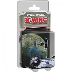 X-Wing Miniatures - Inquisitor's TIE Expansion Pack