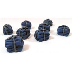 Blue Cloth Bundle Tokens (set of 10)