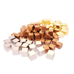 Metal Upgrade Cubes for Terraforming Mars