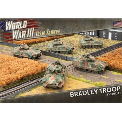 M2 Bradley Platoon