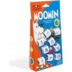 Moomin Rory Story Cubes