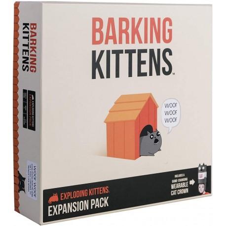 Barking Kitten