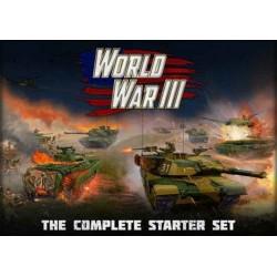 WORLD WAR III: Team Yankee The Complete Starter Set