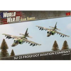 SU-25 Frogfoot AviationCompany (Plastic)