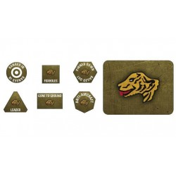 503. Heavy Tank Battalion Tokens and Objectives - Limited