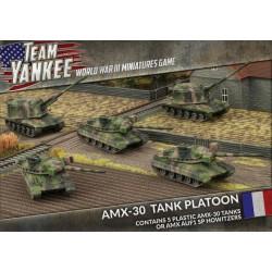 AMX-30 Tank / AMX AufF1 Howitzer Platoon
