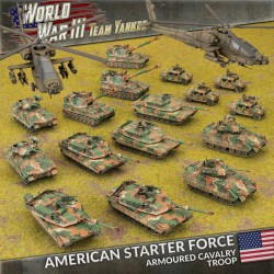 Armoured Cavalry Troop , WWIII: American Starter Force