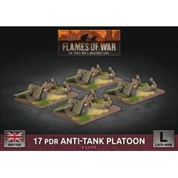 17 pdr Anti-Tank Platoon