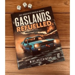 Gaslands: Refuelled: Post-Apocalyptic Vehicular Mayhem