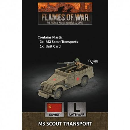 M3 Scout Transport