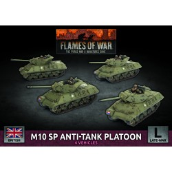M10 SP Anti-tank Platoon