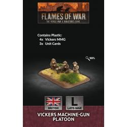 Vickers Machine-Gun Platoon