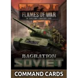 Bagration: Soviet Command Cards
