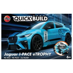 Jaguar I-PACE eTROPHY